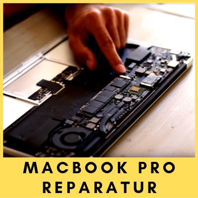 MacBook Pro Grafikreparatur / Grafikchipsatzaustausch