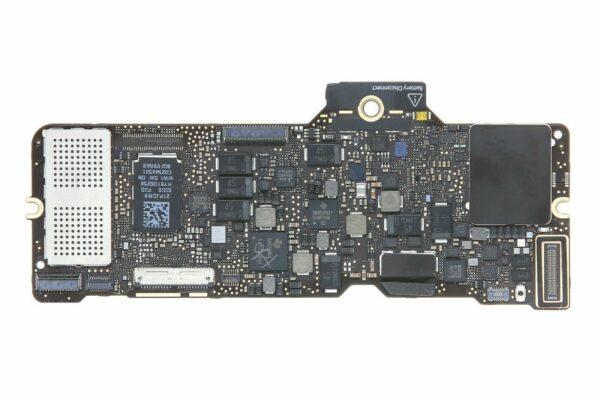 MacBook 12 A1534 2015 Logicboard Core M 11 GHz 8 GB RAM SSD 256 GB 820 00045 A 324646337072