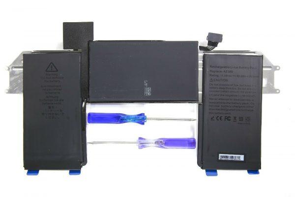 MacBook Air Retina 13 M1 Akku A2389 Fell A2237 Ende 2020 1139V 499Wh 4380mAh 324635718252
