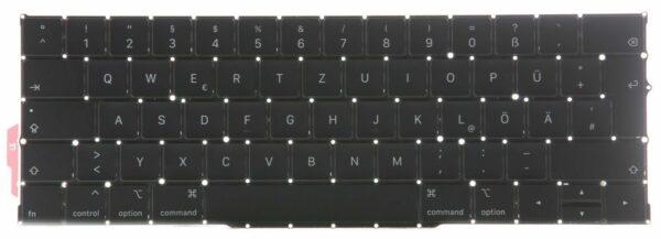 A2159 MacBook Pro 13 Tastatur Tastatur english German GE QWERTZ Grade A Tinte MwSt 324549550663