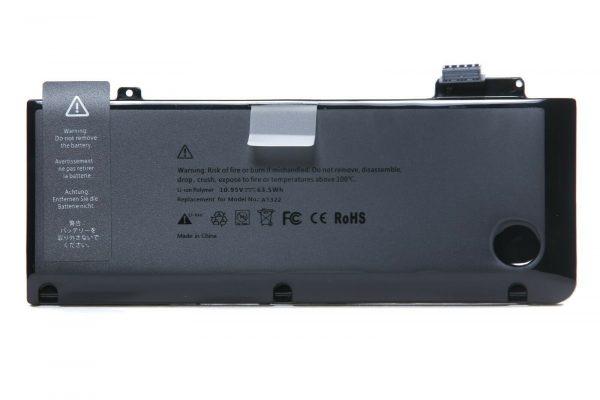 MacBook Pro Unibody 13 Akku A1322 für A1278 2009 2012 1095V 635Wh 5800mAh Neu 324585040794