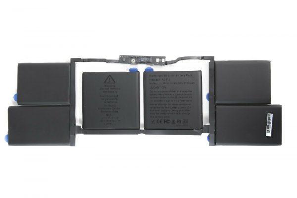MacBook Pro 16 Akku Akku A2113 für A2141 Ende 2019 1136V 998Wh 8790mAh Neu 324652250035