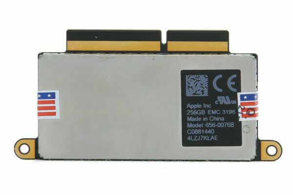 SSD 256GB 656 0076B MacBook Pro 13 A1708 2016 2017 NEU