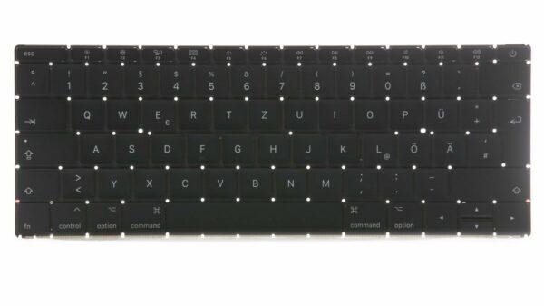 MacBook 12 Tastatur A1534 Tastatur Deutsch GE QWERTZ 2016 2017 Grade A Tinte MwSt 324549550656