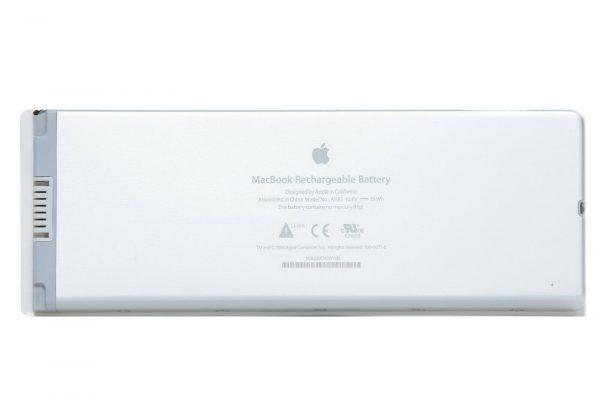 MacBook 13 Akku A1185 für A1181 2006 2009 MA566 108V 60Wh 5600mAh Neu Tinte MwSt 324653763639